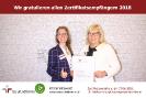 Zertifikatsverleihung 2018